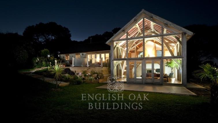 Glazing For Oak Frames