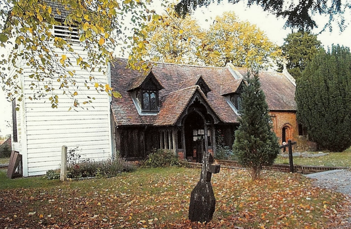 The Oldest Wooden Church in Europe - English Oak Buildings